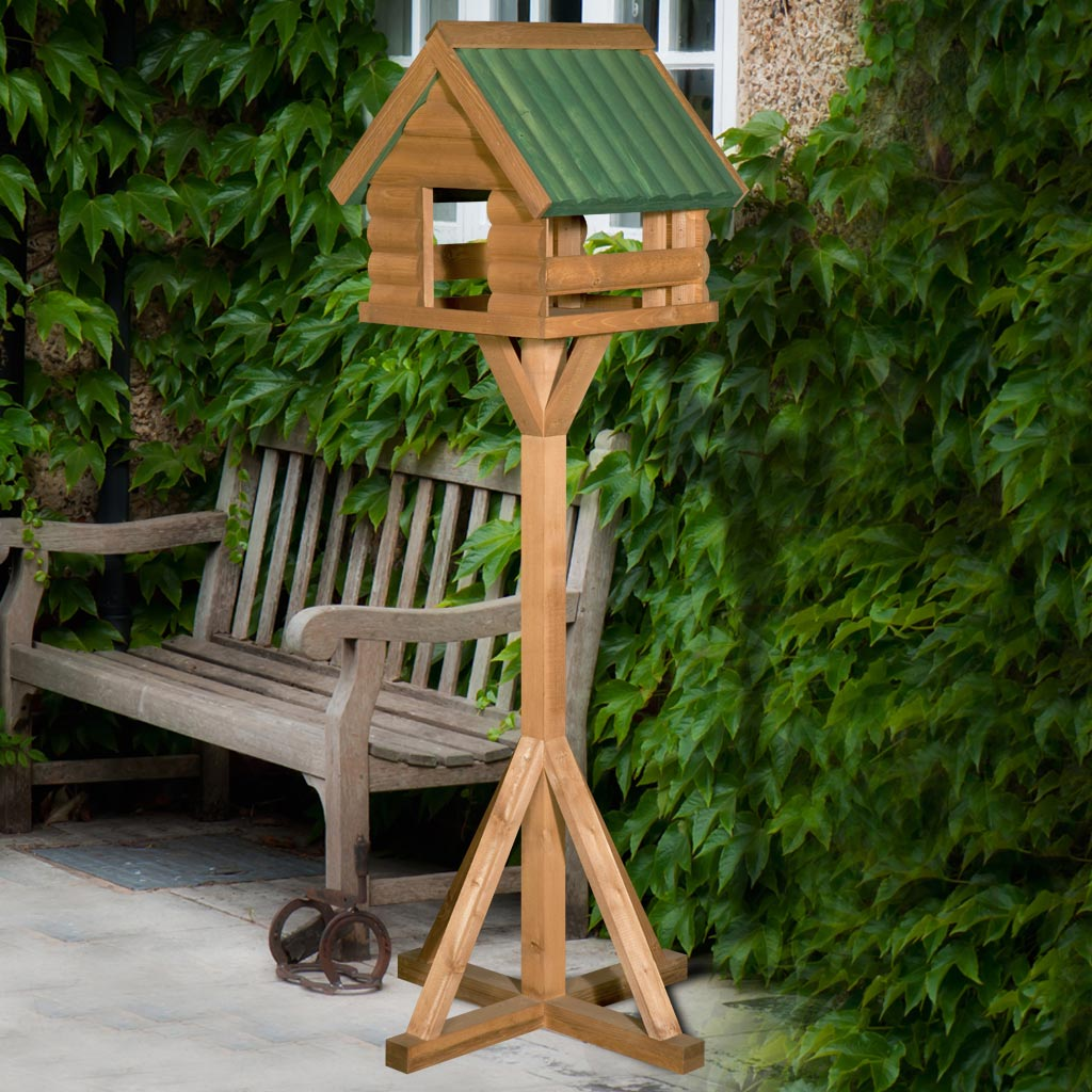 Free Bird Table Plans Uk | Beginner Woodworking Project