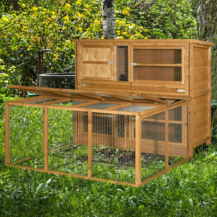 Home and roost rabbit runs for sale cheap rabbit runs for How to make a rabbit hutch from scratch